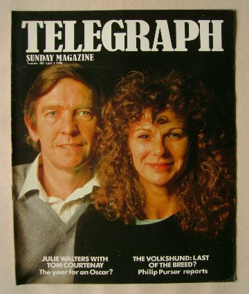 <!--1984-04-01-->The Sunday Telegraph magazine - Julie Walters and Tom Cour
