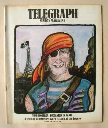 <!--1981-04-26-->The Sunday Telegraph magazine - 26 April 1981