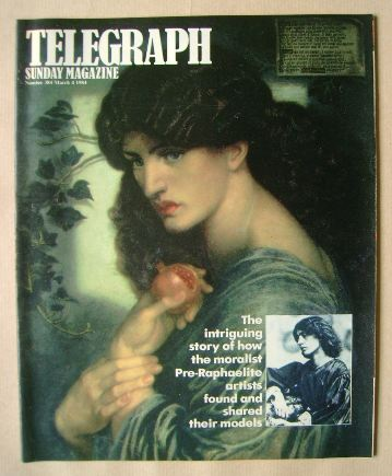 <!--1984-03-04-->The Sunday Telegraph magazine - 4 March 1984