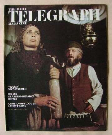 <!--1971-11-12-->The Daily Telegraph magazine - 12 November 1971