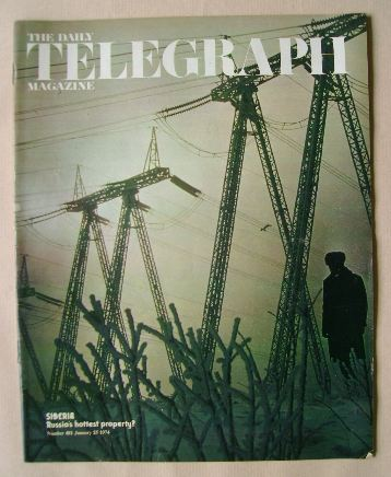 <!--1974-01-25-->The Daily Telegraph magazine - 25 January 1974