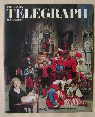 <!--1971-11-26-->The Daily Telegraph magazine - 26 November 1971