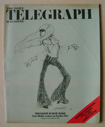 <!--1973-12-21-->The Daily Telegraph magazine - 21 December 1973