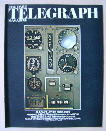 <!--1972-02-04-->The Daily Telegraph magazine - 4 February 1972
