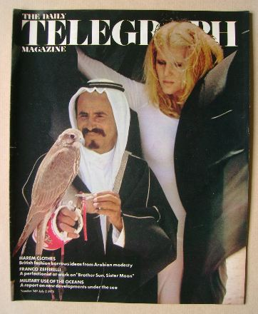 <!--1971-07-02-->The Daily Telegraph magazine - 2 July 1971