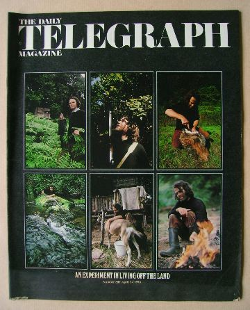 <!--1972-04-14-->The Daily Telegraph magazine - 14 April 1972