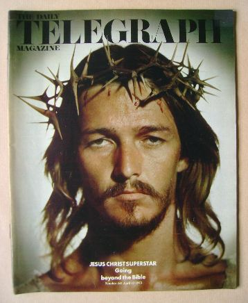 <!--1973-04-13-->The Daily Telegraph magazine - 13 April 1973