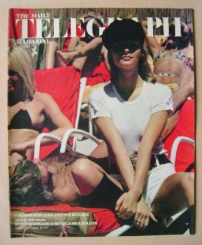 The Daily Telegraph magazine - The Liberated Look cover (20 August 1971)