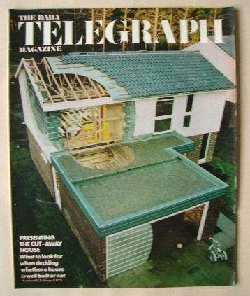 <!--1973-02-09-->The Daily Telegraph magazine - 9 February 1973