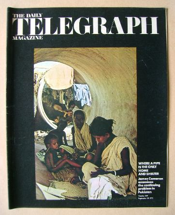 <!--1971-09-10-->The Daily Telegraph magazine - 10 September 1971