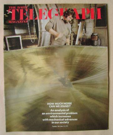 <!--1971-06-11-->The Daily Telegraph magazine - 11 June 1971