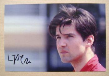 Lloyd Cole autograph