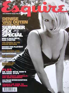<!--1999-07-->Esquire magazine - Denise Van Outen cover (July 1999)