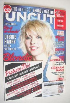 Uncut magazine - Debbie Harry cover (June 2016)