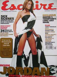<!--1998-11-->Esquire magazine - Katie Price cover (November 1998)