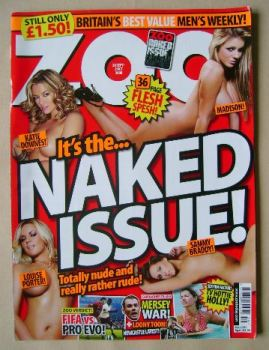 Zoo magazine - 26 September - 2 October 2008