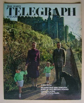 <!--1972-05-26-->The Daily Telegraph magazine - 26 May 1972