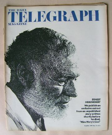 <!--1972-05-19-->The Daily Telegraph magazine - 19 May 1972