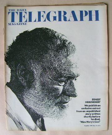 <!--1972-05-19-->The Daily Telegraph magazine - 19 May 1972