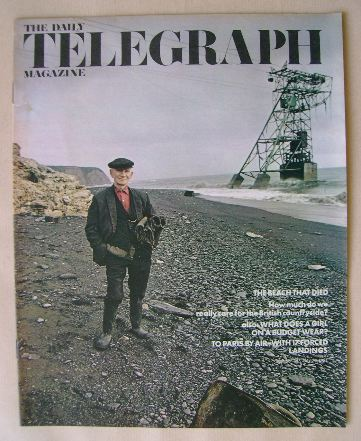 <!--1971-07-30-->The Daily Telegraph magazine - 30 July 1971