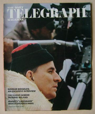 <!--1971-03-12-->The Daily Telegraph magazine - 12 March 1971