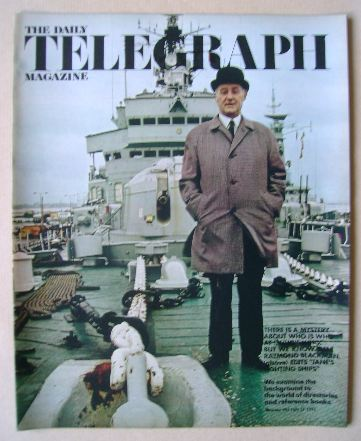 <!--1972-07-21-->The Daily Telegraph magazine - 21 July 1972