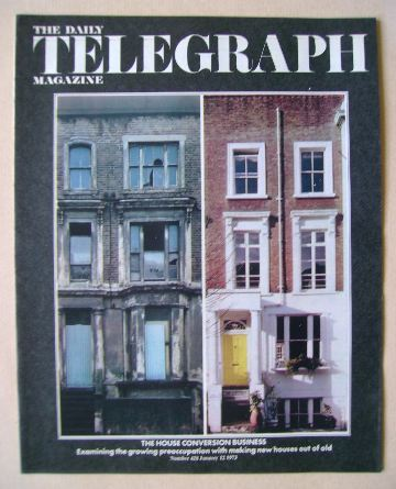 <!--1973-01-12-->The Daily Telegraph magazine - 12 January 1973