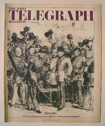 <!--1971-12-31-->The Daily Telegraph magazine - 31 December 1971