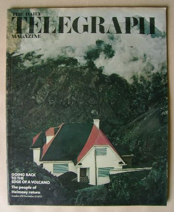 <!--1973-11-23-->The Daily Telegraph magazine - 23 November 1973