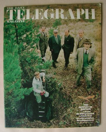 <!--1974-05-10-->The Daily Telegraph magazine - 10 May 1974
