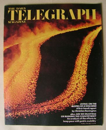 <!--1971-07-16-->The Daily Telegraph magazine - 16 July 1971