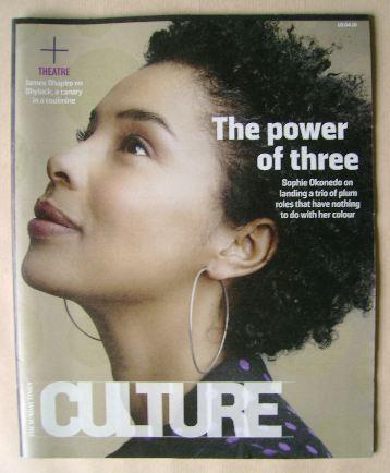 <!--2016-04-03-->Culture magazine - Sophie Okonedo cover (3 April 2016)