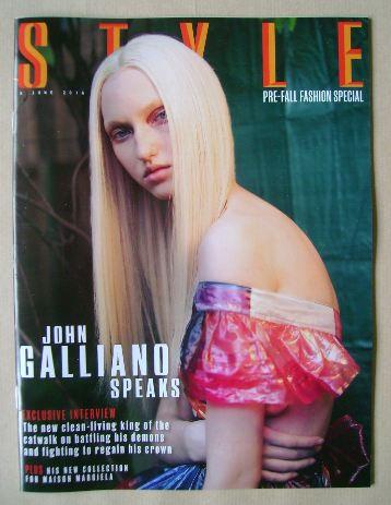 <!--2016-06-05-->Style magazine - 5 June 2016