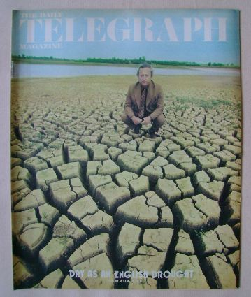 <!--1976-07-30-->The Daily Telegraph magazine - Geoff Bowyer at Pitsford Re