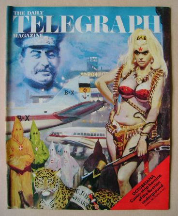 <!--1971-10-29-->The Daily Telegraph magazine - 29 October 1971