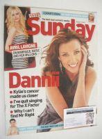 <!--2007-08-12-->Sunday magazine - 12 August 2007 - Dannii Minogue cover