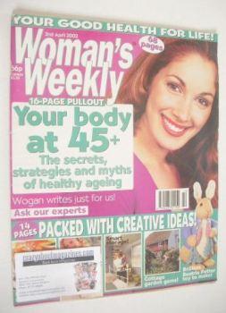 Woman's Weekly magazine (2 April 2002 - British Edition)