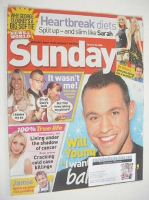 <!--2006-01-29-->Sunday magazine - 29 January 2006 - Will Young cover