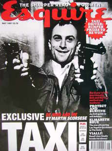 <!--1997-05-->Esquire magazine - Robert De Niro cover (May 1997)