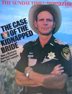 <!--1985-11-10-->The Sunday Times magazine - The Case Of The Kidnapped Brid