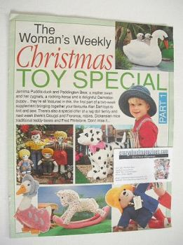 Christmas Toy Special Part 1 (by Alan Dart)