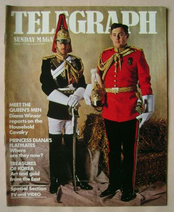 <!--1983-12-04-->The Sunday Telegraph magazine - 4 December 1983
