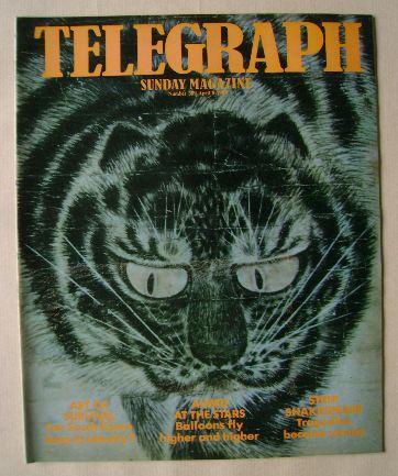<!--1984-04-08-->The Sunday Telegraph magazine - 8 April 1984