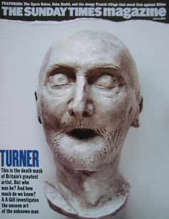 <!--2006-06-04-->The Sunday Times magazine - Turner cover (4 June 2006)