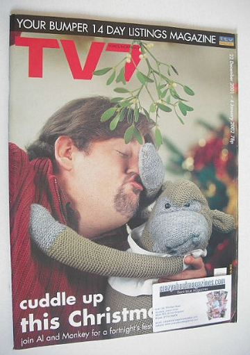 <!--2001-12-22-->TV7 magazine - 22 December 2001 - 4 January 2002 - Al and