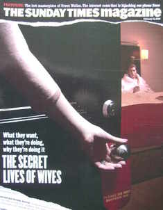 <!--2005-02-13-->The Sunday Times magazine - The Secret Lives Of Wives cove