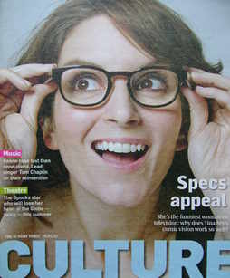 <!--2010-04-25-->Culture magazine - Tina Fey cover (25 April 2010)