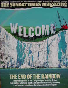 <!--2007-02-25-->The Sunday Times magazine - The End Of The Rainbow cover (