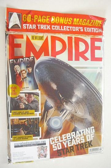 <!--2016-08-->Empire magazine - Celebrating 50 Years of Star Trek (August 2