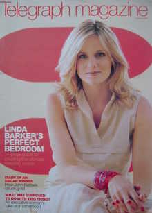 <!--2000-05-06-->Telegraph magazine - Linda Barker cover (6 May 2000)